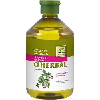 Elfa Pharm, O'Herbal, szampon do włosów wygładzający Malina, 500 ml-Elfa Pharm