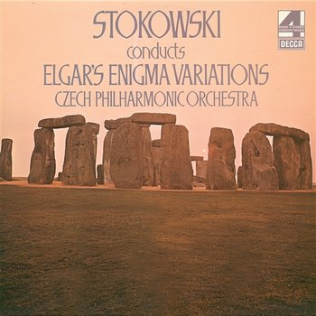 "Elgar: Variations on an Original Theme, Op.36 ""Enigma"" - 8. W.N. (Allegretto) - Czech Philharmonic Orchestra, Leopold Stokowski"