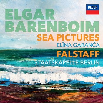 Elgar: Falstaff, Op. 68 - IIb. Gadshill - The Boar's Head - Revelry and Sleep - Staatskapelle Berlin, Daniel Barenboim