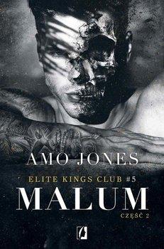 Elite Kings Club. Malum. Tom 5. Część 2-Jones Amo