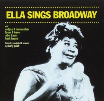 Ella Sings Broadway-Fitzgerald Ella
