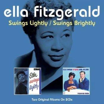 Ella Swings Lightly/Ella Swings Brightly-Fitzgerald Ella
