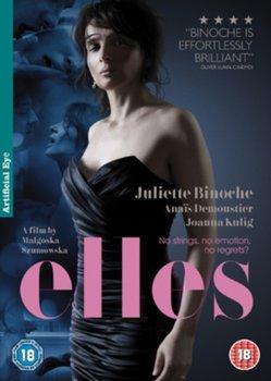 Elles (brak polskiej wersji językowej)-Szumowska Małgorzata