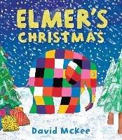 Elmer's Christmas-Mckee David
