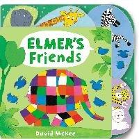 Elmer's Friends-Mckee David