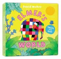 Elmer's Touch and Feel World-Mckee David