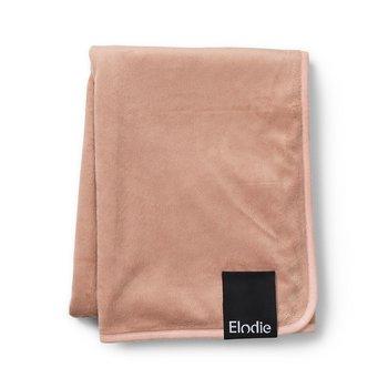 Elodie Details, Pearl Velvet, Kocyk, Faded Rose-Elodie Details