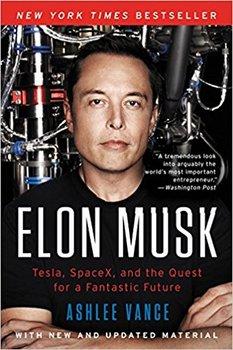 Elon Musk-Vance Ashlee