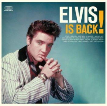 Elvis Is Back! (kolorowy winyl)-Presley Elvis