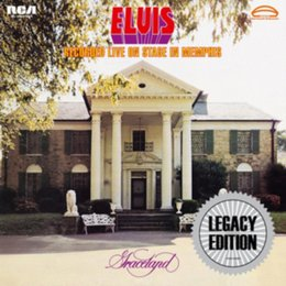 Elvis Recorded Live On Stage In Memphis (Legacy Edition) - Presley Elvis