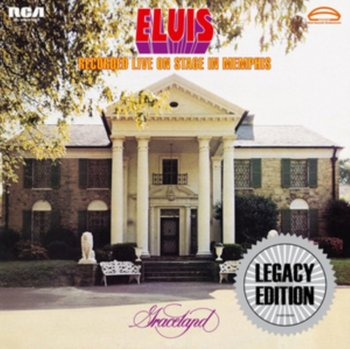 Elvis Recorded Live On Stage In Memphis (Legacy Edition)-Presley Elvis