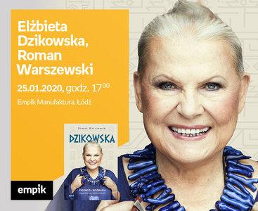 Elżbieta Dzikowska i Roman Warszewski | Empik Manufaktura