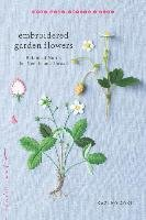 Embroidered Garden Flowers - Aoki Kazuko