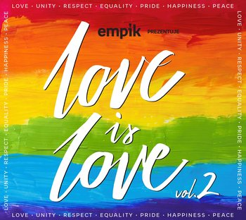 Empik prezentuje: Love Is Love. Volume 2 - Various Artists