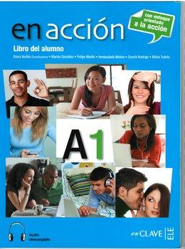 En Accion A1. Podręcznik-Opracowanie zbiorowe