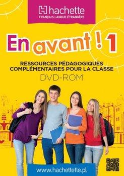 En Avant! 1. Ressources Pedagogiques + DVD-Gallon Fabienne, Capelli Sylvain, Robein Gabrielle