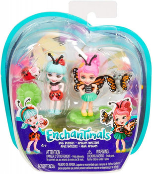 Enchantimals, figurki Biedronka i Motyl - Enchantimals