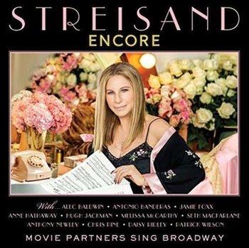 Encore: Movie Partners Sing Broadway-Streisand Barbra