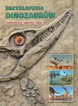 Encyklopedia dinozaurów                      (ebook)