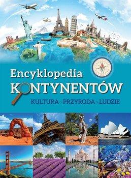 Encyklopedia kontynentów. Kultura, przyroda, ludzie                      (ebook)