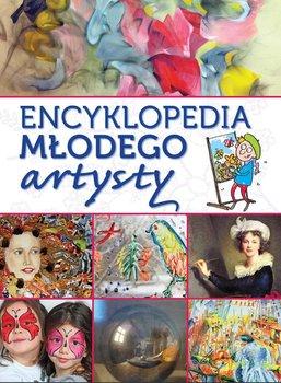 Encyklopedia młodego artysty-Babiarz Joanna