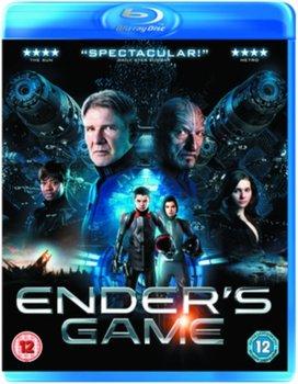 Ender's Game (brak polskiej wersji językowej)-Hood Gavin