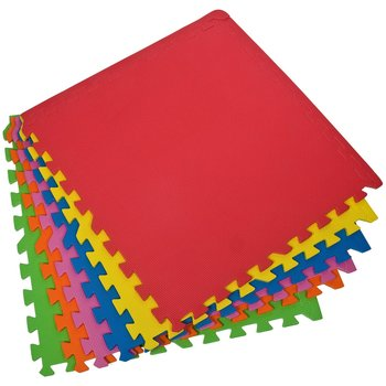 Endo, Mata piankowa, puzzle, 60x60x1 cm, 6 szt.-Endo
