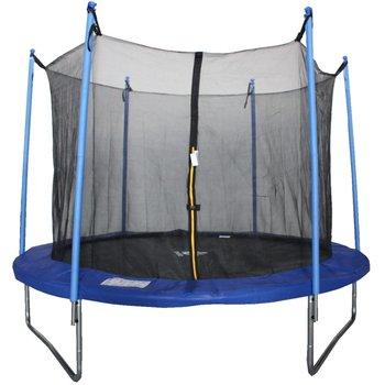 Enero, trampolina ogrodowa z siatką wewnetrzną, 305 cm-Enero