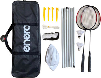 Enero, Zestaw do badmintona i siatkówki, 6w1-Enero