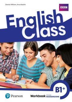 English Class B1+ Workbook (wydanie rozszerzone)-Williams Damian, Rzeźnik Anna