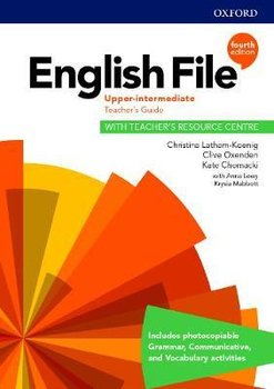 English File 4th Edition Upper-Intermediate. Teacher's Guide with Teacher's Resource Centre-Oxenden Clive, Latham-Koenig Christina, Lambert Jerry