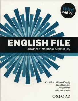 English File Advanced Workbook - Latham-Koenig Christina, Oxenden Clive, Lambert Jerry