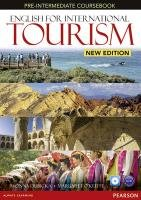 English for International Tourism Pre-Intermediate Coursebook + DVD - Dubicka Iwonna, O'Keeffe Margaret