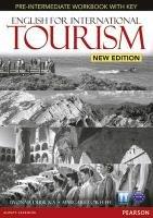 English for International Tourism Pre-Intermediate Workbook with key + CD-Dubicka Iwonna, O'Keeffe Margaret