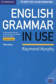 English Grammar in Use Book Without Answers: A Self-Study Reference and Practice Book for Intermediate Learners of English - Murphy Raymond