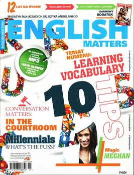English Matters