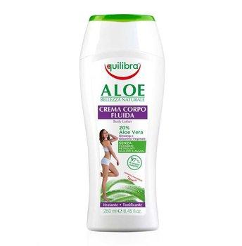 Equilibra, Aloe, aloesowy balsam do ciała, 250 ml-Equilibra