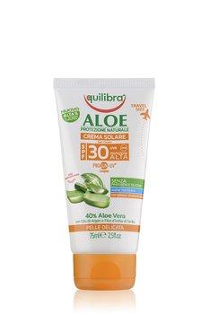 Equilibra, Aloe, aloesowy krem przeciwsłoneczny, SPF 30, 75 ml-Equilibra