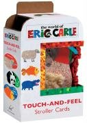 Eric Carle: Touch-and-Feel Stroller Cards-Carle Eric