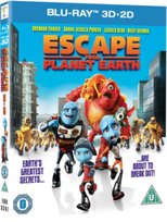 Escape from Planet Earth  - Brunker Cal
