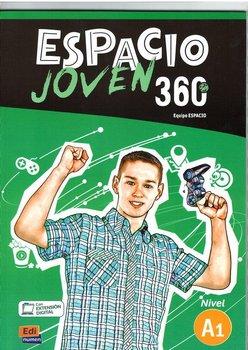 Espacio Joven 360. Poziom A1. Podręcznik-Opracowanie zbiorowe