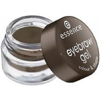 Essence, Colour & Shape, żel do brwi 01 Brown, 3 g - Essence