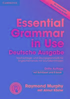 Essential Grammar in Use Book with Answers and Interactive eBook German Edition - Murphy Raymond