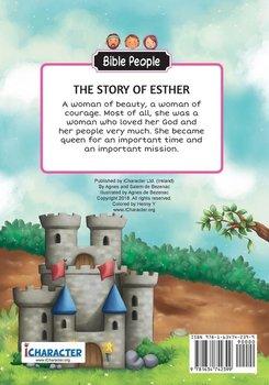 Esther - Bible People-de Bezenac Agnes