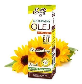 Etja, olej słonecznikowy Bio, 50 ml-Etja