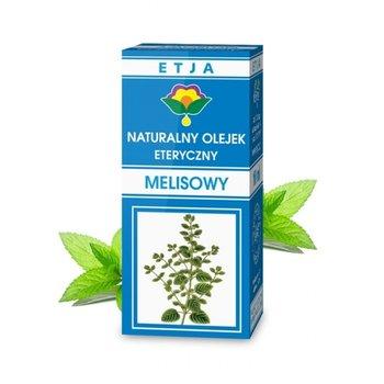 Etja, olejek eteryczny melisowy, 10 ml-Etja