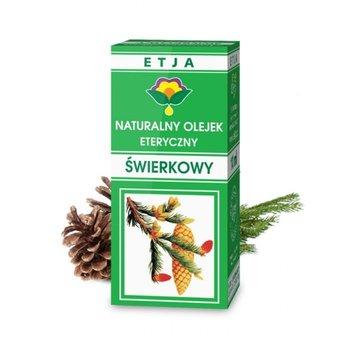 Etja, olejek eteryczny świerkowy, 10 ml-Etja