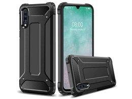 Etui Alogy Hard Armor do Samsung Galaxy A70/A70S Czarne