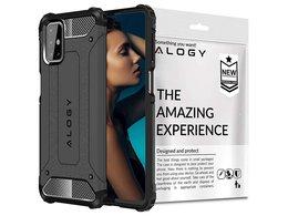 Etui Alogy Hard Armor do Samsung Galaxy M51 szare