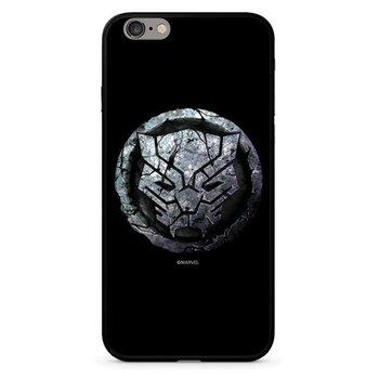 Etui Glass Marvel™ Czarna Pantera 015 iPhone X czarny/black MPCBPANT4505-Marvel
